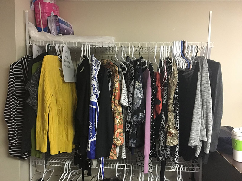 Clothing Bank - Eastern Academy