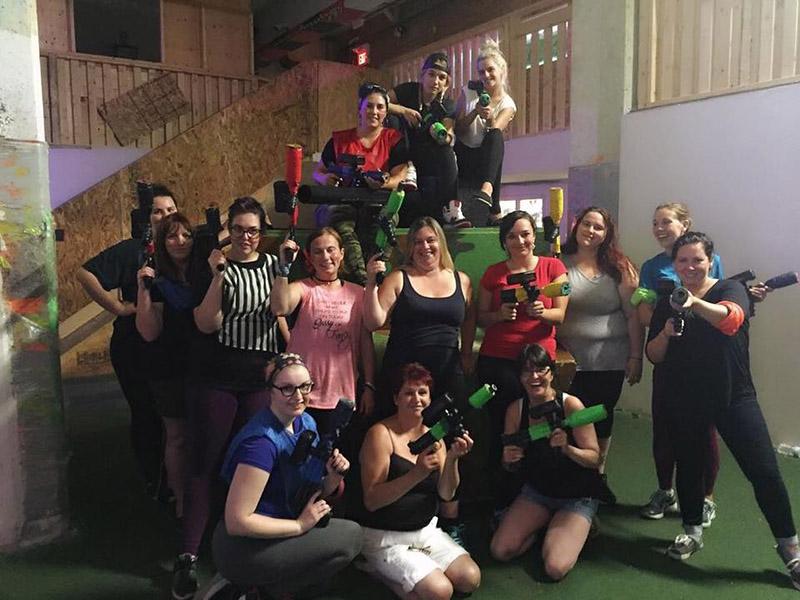 CYC Laser Tag - Eastern Academy