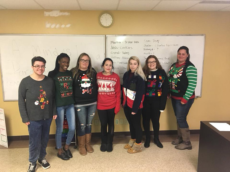 Ugly Sweater Day - Eastern Academy