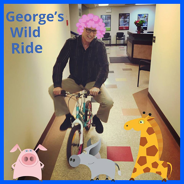 George's Wild Ride - Eastern Academy