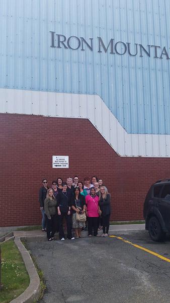 Iron Mountain Field Trip - Eastern Academy