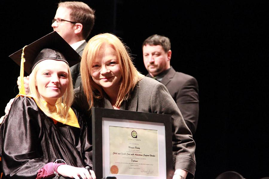 Award presentation- Eastern Academy
