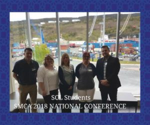"""Students Attend """"Supply Chain Management Association"""" National Conference"""